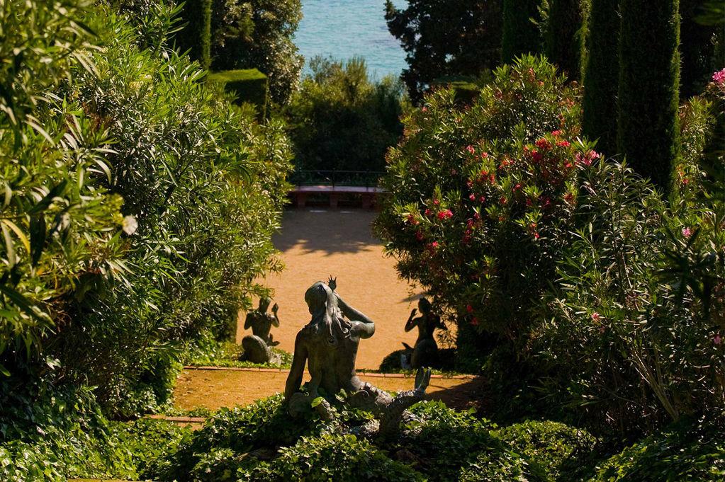 The Santa Clotilde Gardens